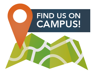 Find Us On Campus Map